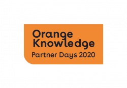 Logo Orange Knowledge Partner Days