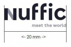 Logo Nuffic marge